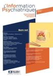 L'information psychiatrique - ISSN : 0020-0204, Vol. 95 n°5 - mai 2019 - Burn out