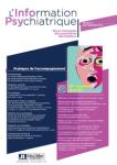 L'information psychiatrique - ISSN : 0020-0204, Vol. 95 n°7 - août 2019 - Pratiques de l'accompagnement