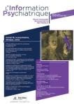 L'information psychiatrique - ISSN : 0020-0204, Vol. 96 n°8-9 - octobre 2020 - Covid 19, e-psychiatrie, éthique, soins