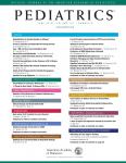Pediatrics - ISSN : 0031-4005, Vol. 148 n°3 - septembre 2021