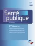 La santé des enfants en France