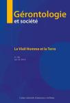 Gérontologie et société - ISSN : 0151-0193, n°160 - septembre 2019 - Le Vieil Homme et la Terre